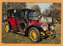 DELAUNAY BELLEVILLE 1908 – Coupé Limousine Avec Phaëton Moteur 6 Cylindres – Publicité Trophirès – Laboratoires Roland-M - Cartes Postales
