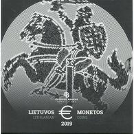 Lituanie 2019 : Coffret BU 8 Pièces (6.000 Exemplaires) - Disponible En France - Lituanie
