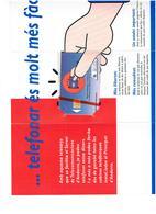 TELECARTE ANDORRE NEUVE PUBLICITE AVEC BLISTER - Andorra