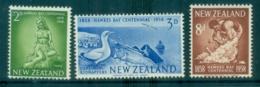New Zealand 1958 Centenary Of Hawkes Bay MLH - Neufs