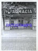 113743 ARGENTINA OLD FARMACIA CORDERO OLD PHOTO NO POSTAL POSTCARD - Fotografie