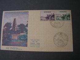 Vietnam FDC Saigon 1959 - Vietnam