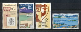 New Zealand 1978 Centenaries MUH - Nouvelle-Zélande