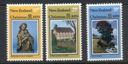 New Zealand 1979 Xmas MUH - Nouvelle-Zélande