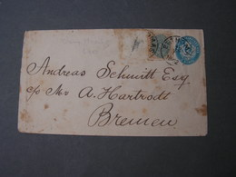St.Thomas Cv. 1892  One Stamp Missing - Dänemark (Antillen)