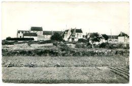 22560 Village Ile-Grande - école - CPSM 9x14 Photo Véritable - Pleumeur-Bodou
