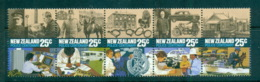 New Zealand 1986 Police Force Cent Str 5 MLH Lot71862 - Nuovi