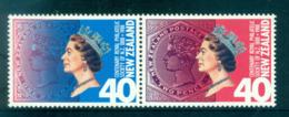 New Zealand 1988 Royal Philatelic Society Pr MUH Lot53134 - Ongebruikt