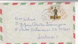 Timor / Airmail / Postmarks - Colonies & Territories – Unclassified