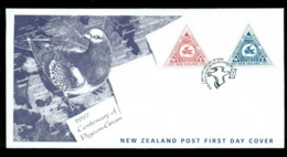 New Zealand 1997 Pigeon-Gram Centenary FDC Lot52876 - Nouvelle-Zélande