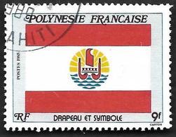 POLYNESIE 1985 -  YT  237 -  Drapeau - Oblitéré - Oblitérés