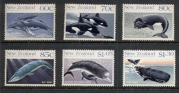 Ross Dependency 1988 Whales MUH - Ross Dependency (New Zealand)