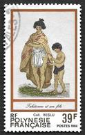 POLYNESIE 1984  -  YT  218 - Tahitienne - Oblitéré - Oblitérés