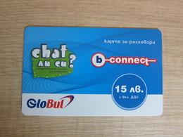 Prepaid Phonecard, Chat,used - Bulgaria