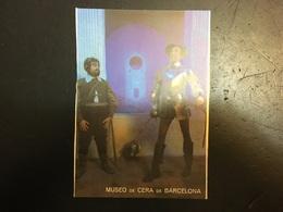 Don Quijote. Museo De Cera De Barcelona. - Historia