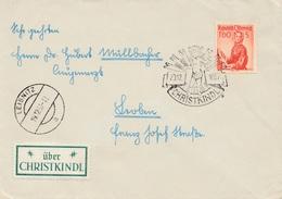 1957: Christkindl - Österreich Auf Brief - Europe (Other)