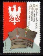 POLAND, 2018, MNH, HISTORY, WIELKOPILSKIE UPRISING, MILITARY, 1v - Other