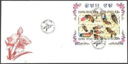 Korea - The Life Of Bee, FDC, 2005 - Honeybees