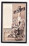 DP Francisca Boucquoey / Alliet ° Lichtervelde 1815 † Ardooie 1904 X Fred. DeGrendele - Imágenes Religiosas