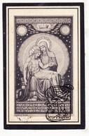 DP Barbara Bouckhout ° Tielt 1835 † Lichtervelde 1907 X JB. Storme - Imágenes Religiosas