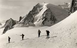 CHAMONIX Mont Blanc SKieurs RV - Chamonix-Mont-Blanc