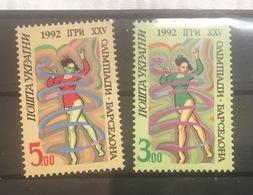 1992 Gimnastics Lituania - Gymnastique
