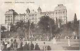 CANNES: GALLIA PALACE - LES TENNIS - Cannes