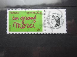 VEND BEAU TIMBRE DE FRANCE N° 3761A , XX !!! (b) - Personalizzati