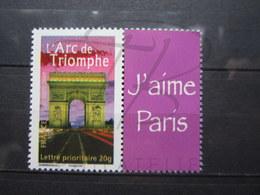 VEND BEAU TIMBRE DE FRANCE N° 3599A , XX !!! - Personalized Stamps