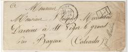 18466 - GARDE  MOBILISEE - Marcophilie (Lettres)