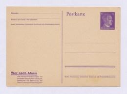 """DR Postkarte P 312/07 """" Wer Nach Alarm """" - Ungebraucht - Duitsland"""