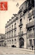 75008 PARIS - L'école Lavoisier - Arrondissement: 08