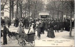 75008 PARIS - Champs élysées, Les Guignols - Arrondissement: 08