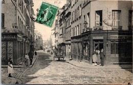 76 ELBEUF - La Rue Poulain - - Elbeuf