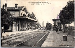 70 SAINT LOUP - La Gare - - France
