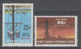 VIETNAM Du Sud:  N°526/527 **          - Cote 30€ - - Viêt-Nam