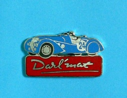 1 PIN'S  //  ** DARL'MAT / PEUGEOT 302 / 24H DU MANS ** . (Démons & Merveilles) - Peugeot