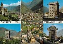 12472-SALUTI DA TIRANO(SONDRIO)-FG - Saluti Da.../ Gruss Aus...
