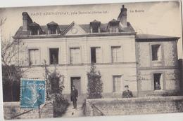 ST AUBIN EPINAY La Mairie - Other Municipalities