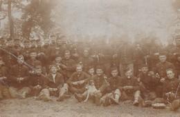 Bourg-Léopold ,Kamp Van Beverloo ,   Fotokaart ,photocarte,1913 - Leopoldsburg (Camp De Beverloo)