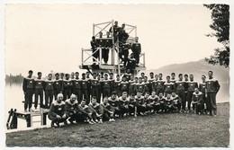 CPSM - ANGON-TALLOIRES (Haute Savoie) - Centre Sportif GILLETTE 1958, Stage Des Jeunes Espoirs Du Sport Français - Talloires