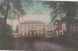 Waremme , Chateau  De Selys  Longchamps ,( Colorisée ) - Waremme