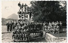 CPSM - ANGON-TALLOIRES (Haute Savoie) - Centre Sportif GILLETTE 1959, Stage Des Jeunes Espoirs Du Sport Français - Talloires