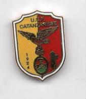 US Fascista Catanzarese Calcio Catanzaro Distintivi FootBall Soccer Pin Spilla Italy - Calcio