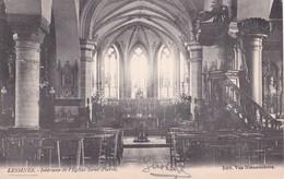 619 Lessines Interieure De L Eglise Saint Pierre - Lessines