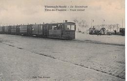 Vlaams Hoofd (stoomtrein) - Antwerpen