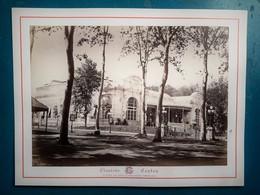 VICHY - LE CASINO  - Photographie Ancienne Albuminée De Claudius Couton - Photos