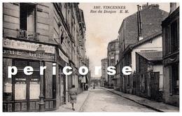 94  Vincennes  Café Tabac  Rue Du Donjon - Vincennes
