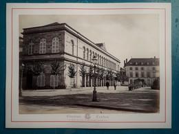 VICHY - ETABLISSEMENT THERMAL COTE OUEST  - Photographie Ancienne Albuminée De Claudius Couton - Photos
