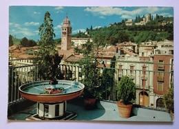 CONEGLIANO - SCORCIO PANORAMICO CASTELLO VIAGGIATA FG - Treviso